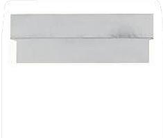 Size A9 Silver Foil Lined Envelopes